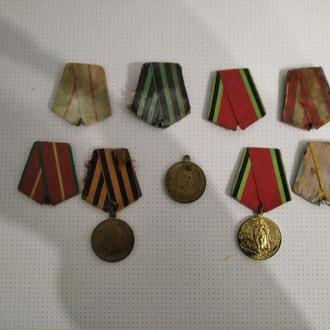 Медали времен СССР