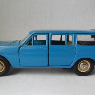 Модель автомобиля Волга ГАЗ 24 2402 А 13 1:43 СССР