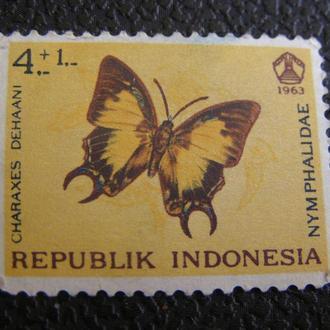 Индонезия 1963