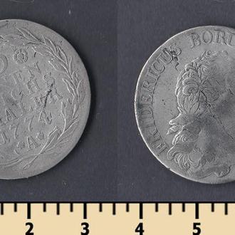 ПРУССИЯ 1/3 ТАЛЕРА 1774