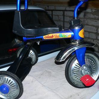 Детский современный велосипед