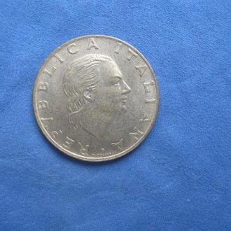 Италия 200 лир 1995 год