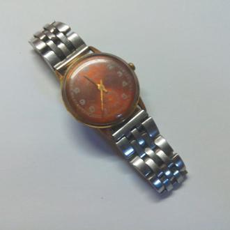 Часы СССР, рабочие, AU+браслет в подарОК!