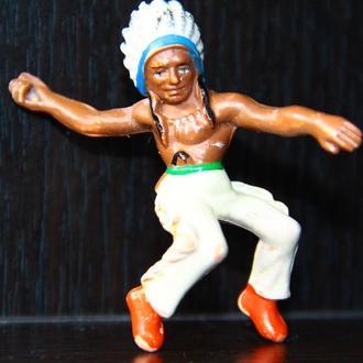 индейцы ковбои ГДР ( №016)