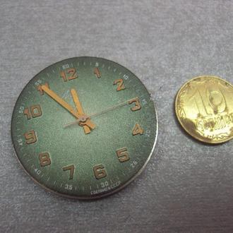 часы наручные циферблат механизм луч позолота №54