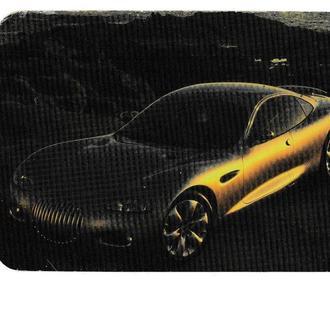 Календарик 1997 Авто