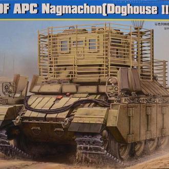Сборная модель израильского БТР Nagmachon (Doghouse II) 1:35 Hobby Boss