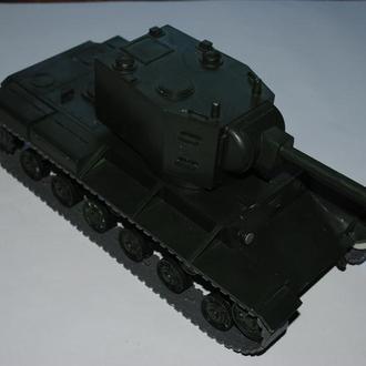Макет танка КВ2