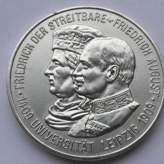 Германия 5 марок 1909 г