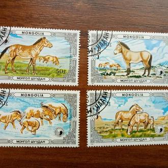 Фауна Монголия 1986