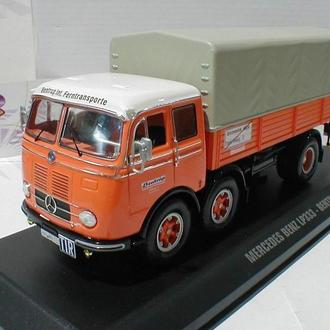 1/43 Mercedes-Benz LP333-Bentrup Ferntransporte. IXO.