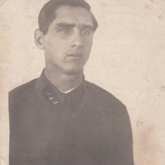 Фото. Сержант войск НКВД. 1935 г.
