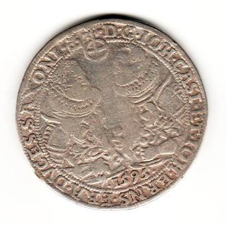 Талер 1595 р, Саксонія