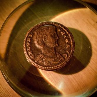 Монеты Юбилейные Олександра Македонського, победа войне против Египта