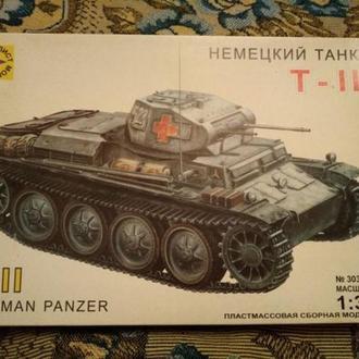 Panzerkampfwagen II ausf D от  Моделист
