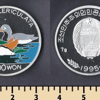 Северная Корея 100 вон 1995