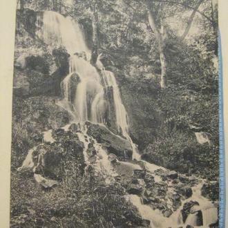 Почтовая карточка Франция 1900 года, большая 28*23 см