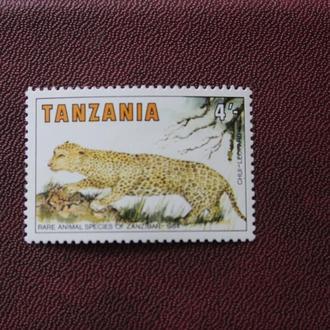 Танзания, 1984г.