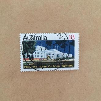 Австралия/ архитектура/ здание/ 1977