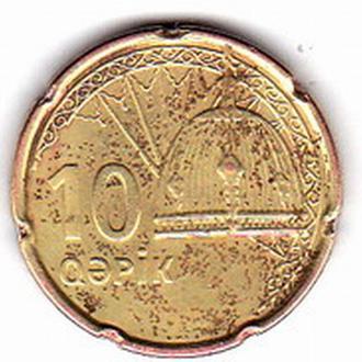 монета Азербайджану