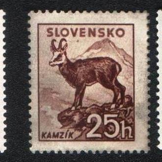 Словакия (1944) Горные ландшафты