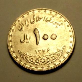 100 риалов  Иран а2