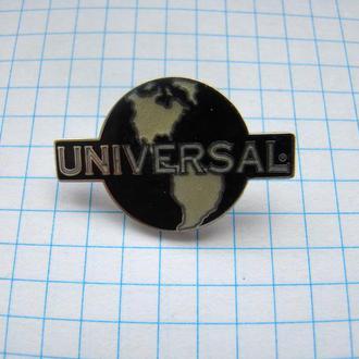 Знак Universal, Северная и Южная Америка.