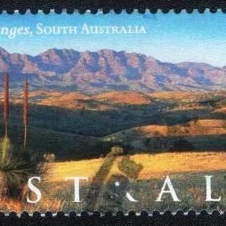 Австралия (2000) Туризм. Национальный парк Флиндерс-Ранжес