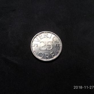 Швеция 25 эре 1978 аUNC