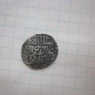 Муххамед 774 г.х. Датированный дирхем.