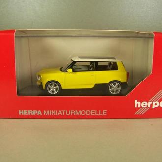 1/43 TRABANT NT. HERPA.