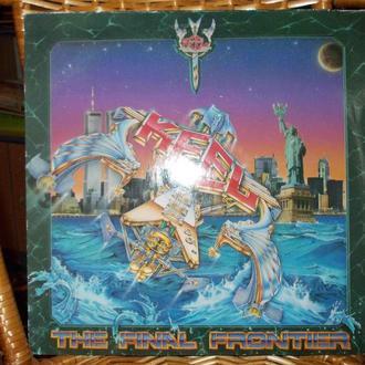 KEEL - THE FINAL FRONTIER виниловая пластинка знаменитой хэви-метал группы из США!