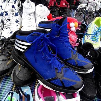 Кроссовки мужские баскетбольные Adidas