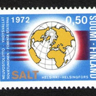 Финляндия - юбилей 1970 - Michel Nr. 703 **