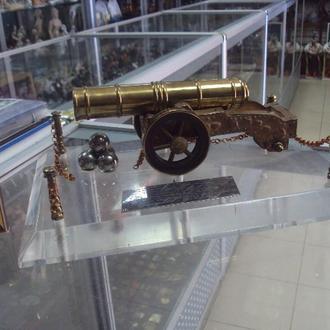 модель царь пушка подарочная  №4002