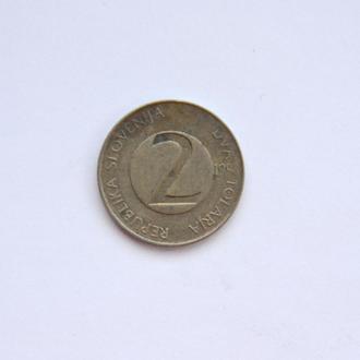 Словения - 2 толара