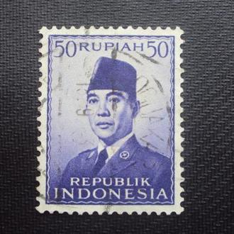 Индонезия гаш.