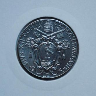 Ватикан 20 чентезимо 1941 г., UNC, 'Папа Пий XII (1939 - 1958)'