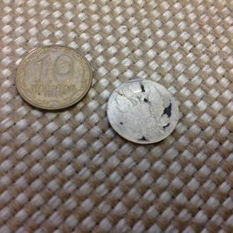 Монета. 5 копеек. Серебро. Российская империя.