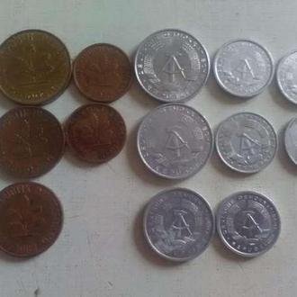 Монети Німеччини
