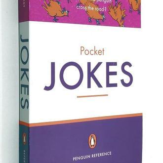 Penguin Pocket Jokes. David Pickering (Goodreads Author) Humor