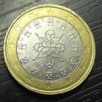 1 євро 2016 Португалія