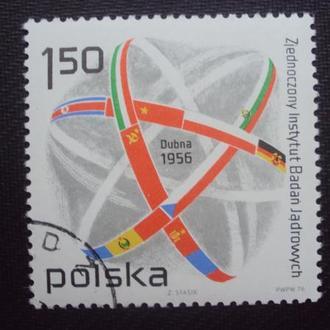 Польша гаш. 1976г.
