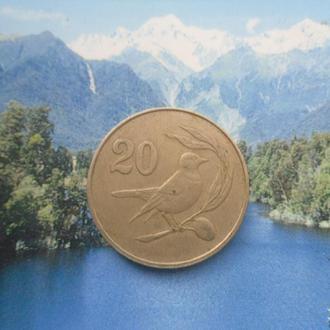Кипр 20 центов 1983 гола