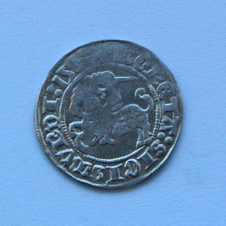 полугрош 1512 г Сигизмунд I Старый,  Литва, Вильно (C12)