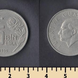 ТУРЦИЯ 25000 ЛИР 1995