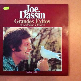 JOE DASSIN поёт свои хиты на каталонском языке! Сборник лучших песен на виниле!