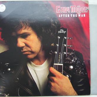 GARY MOORE  After The War LP EX/VG++