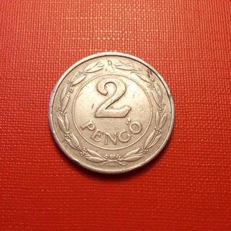 Венгрия 2 пенго 1941 фашизм