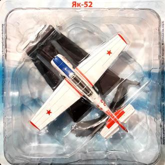 Легендарные самолеты Як 52